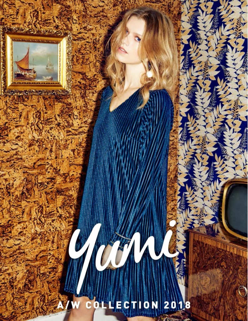 Yumi London AW18 collection