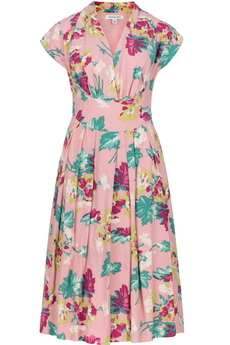 Flora Pretty in Pink Floral dress