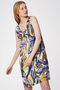 Floreale Tencel™ Print Shift Dress