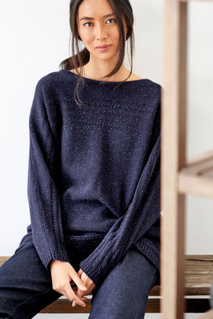 Chanya Recycled Wool Knitted Sweater