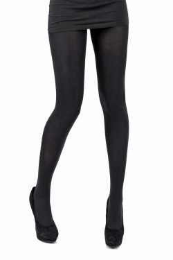 120 Denier 3D Tights black