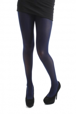 120 Denier 3D Tights navy