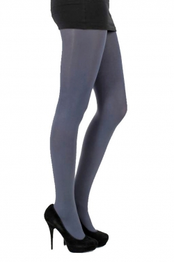 120 Denier 3D Tights slate