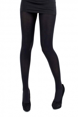 200 Denier Tights black