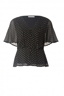 Anita Blouse All That Glitters