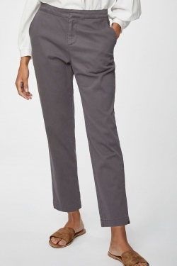 Sheng Organic Cotton Straight-Leg Trousers