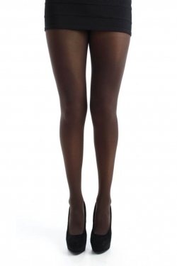 120 Denier 3D Tights chocolate